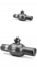 Кран шаровой полнопроходной под сварку для газа WK-6b-c / Dn 10-200 мм