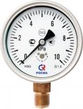 """Манометр для измерения низких давлений газов КМВ-22 / ЗАО """"РОСМА"""""""