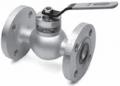 Кран шаровой полнопроходной фланцевый для пара WKC-4d / Dn 15-40 мм