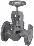Вентиль (клапан) фланцевый Тип 215А