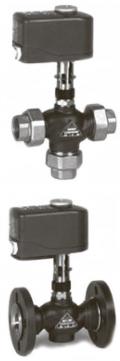 Регулирующий клапан с элетромеханическим проводом типа ANT5 Тип RV111