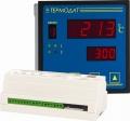 Термодат-22K2 Многоканальный ПИД-регулятор температуры с периферийным блоком.