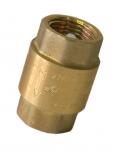 Клапан обратный пружинный с внутренней резьбой F.I.V.