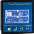 Термодат-17К5 Четырехканальный ПИД-регулятор температуры. Электронный самописец.