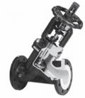 Клапан балансировочный регулирующий фланцевый с выдвижным штоком Тип 443А