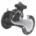 Клапан балансировочный регулирующий фланцевый с невыдвижным штоком Тип 447А