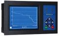 """Термодат-18K4, 18К5 Одноканальный ПИД-регулятор температуры. Электронный самописец, 6"""" дисплей."""