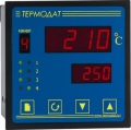 Термодат-13K5 2-х, 3-х, 4-хканальный ПИД-регулятор температуры