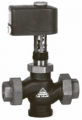 Регулирующий клапан с электромеханическим приводом типа ANT11 Тип RV122